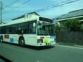 2018.8.10 (104) 東海大学三保水族館いきバス - はんたいバス(回送バス) 1
