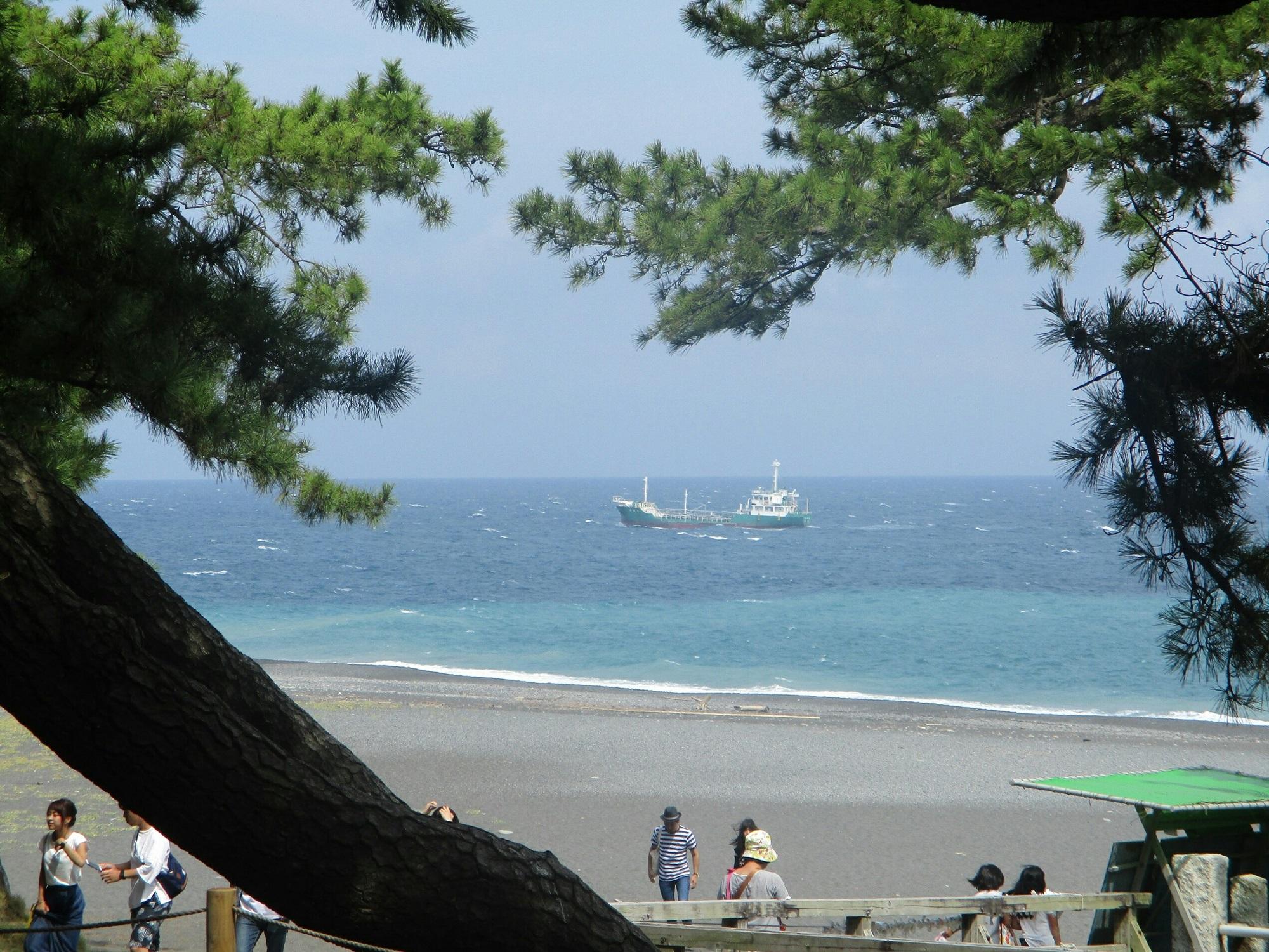 2018.8.10 (114) 三保松原 2000-1500