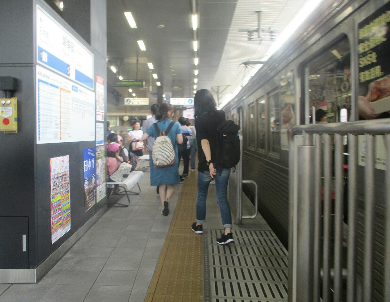 2018.8.10 (134) 新静岡 - 新静岡いきふつう 1500-1160
