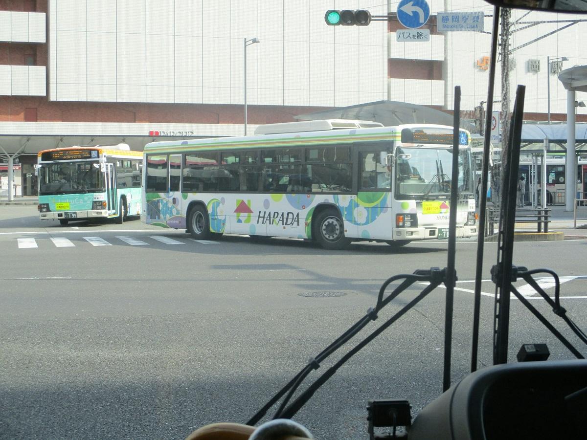 2018.8.10 (138) 静鉄バス - 静岡駅東交差点 1200-900