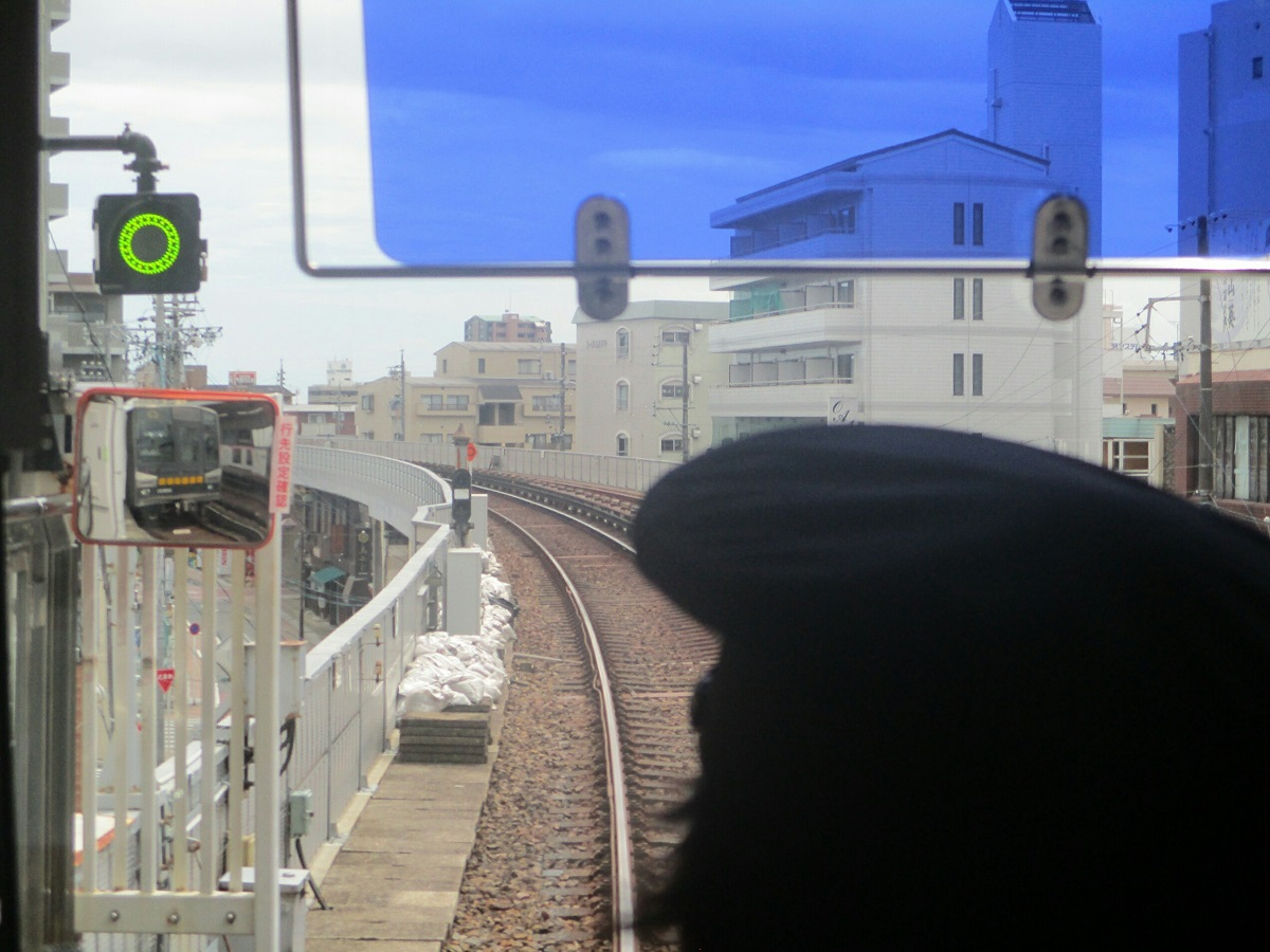 2018.8.16 (9) 高畑いき - 藤が丘しゅっぱつ 1200-900