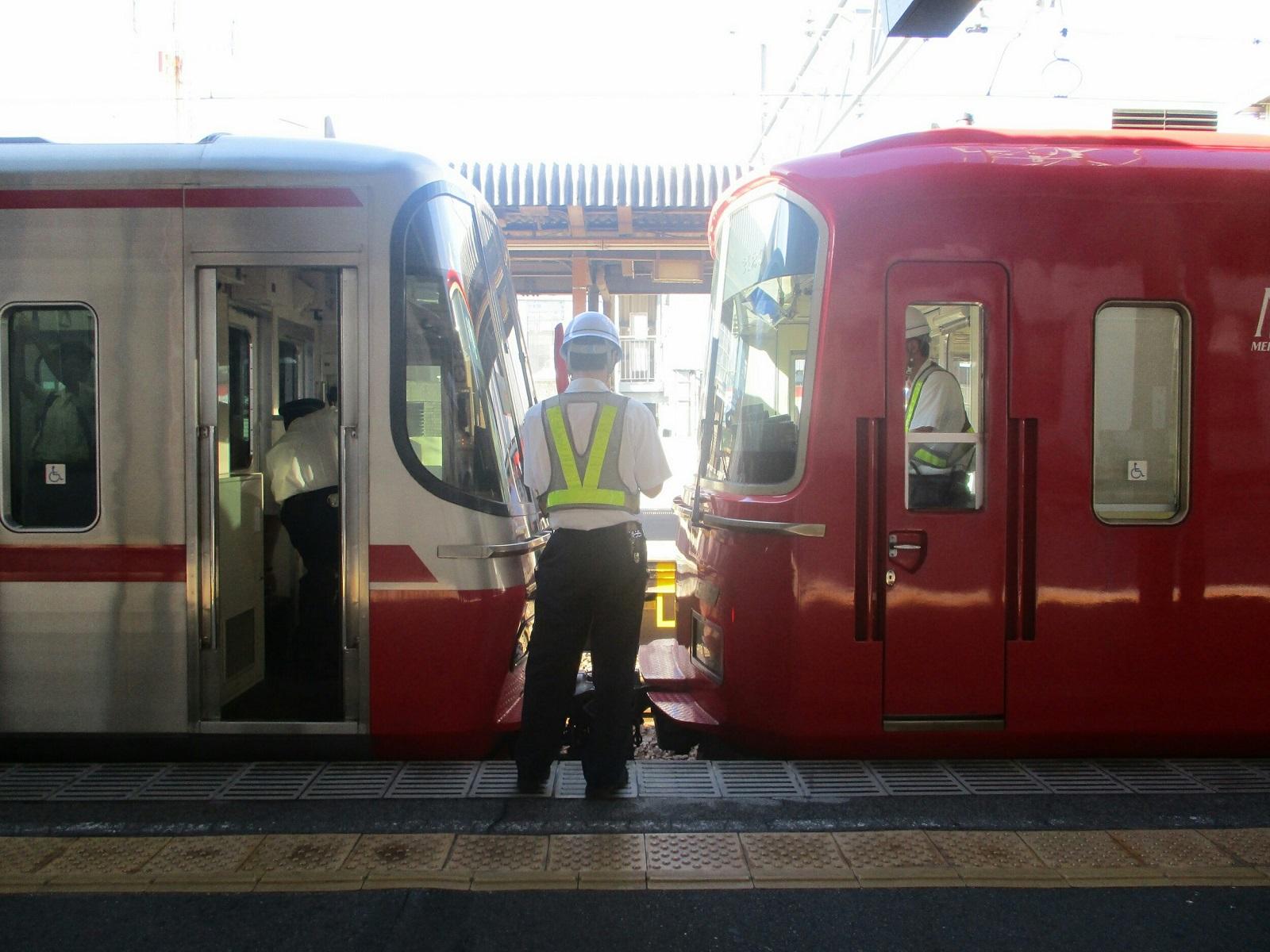 2018.8.17 (3) 東岡崎 - 伊奈いき急行 1600-1200