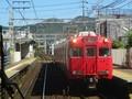 2018.8.17 (27) 岐阜いき特急 - 茶所(回送) 2000-1500