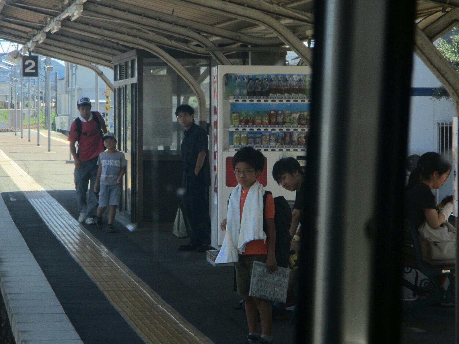 2018.8.17 (54) 犬山いきふつう - 三柿野 1600-1200