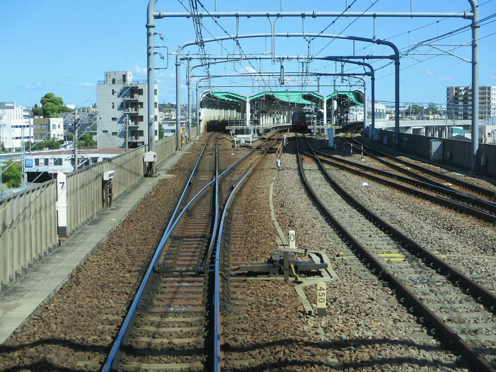 2018.8.22 (15) 東岡崎いきふつう - 鳴海 2000-1500