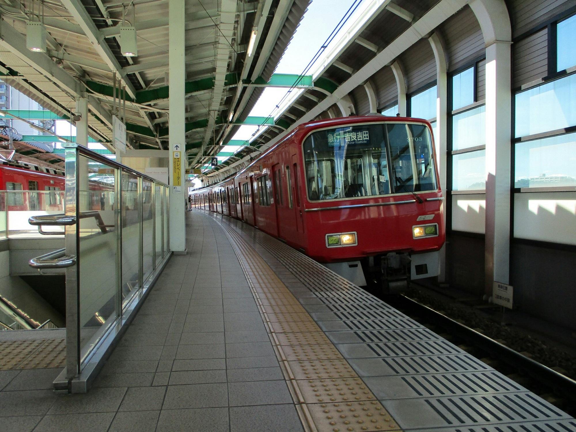 2018.8.22 (17) 鳴海 - 吉良吉田いき急行 2000-1500