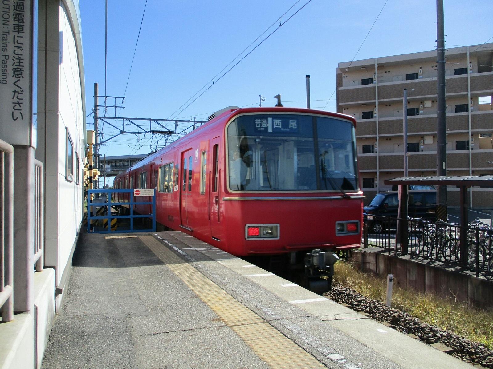 2018.8.22 (28) 古井 - 西尾いきふつう 1600-1200