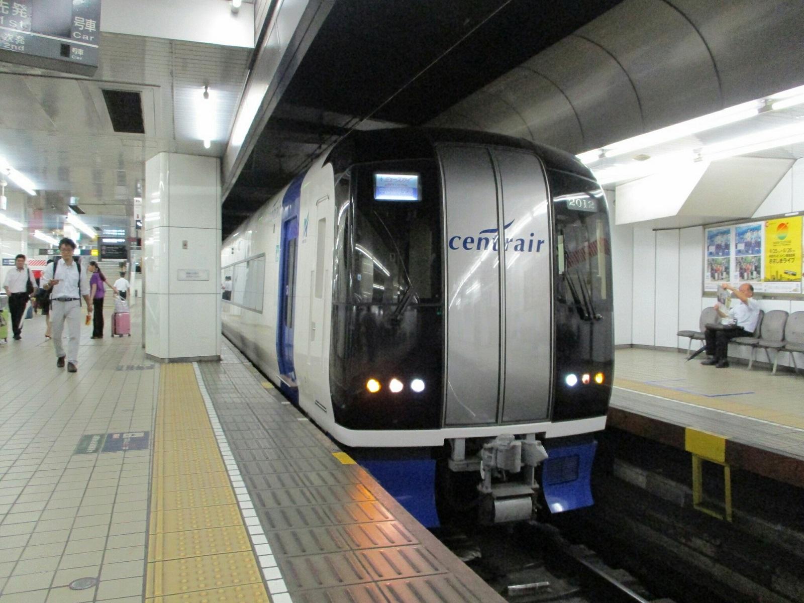 2018.8.23 (8) 名古屋 - セントレアいきミュースカイ 1600-1200