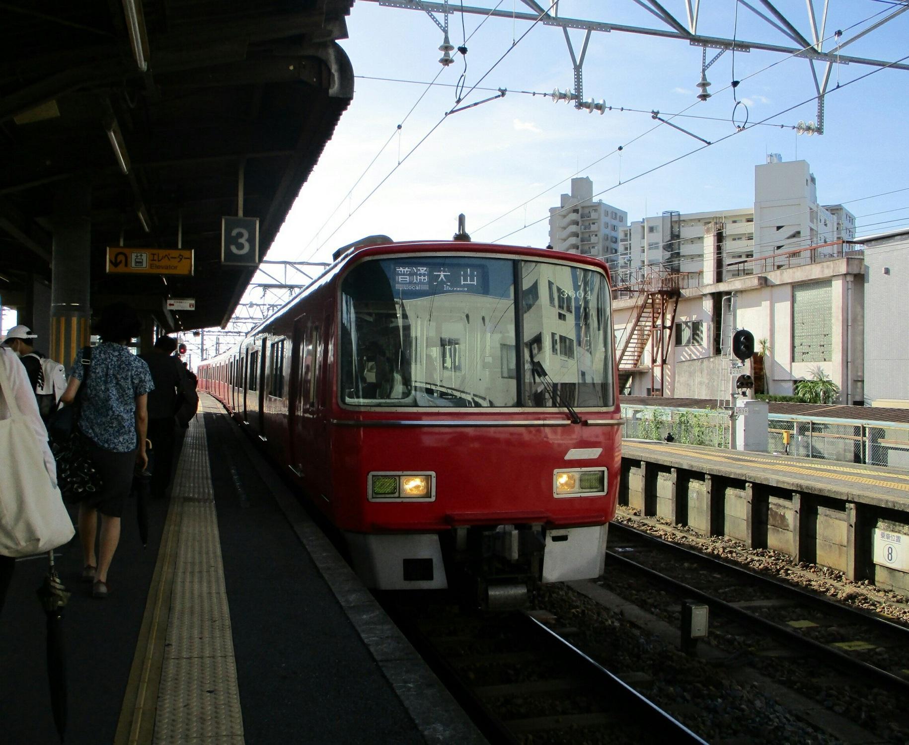 2018.8.25 (2) しんあんじょう - 犬山いきふつう(まえ) 1830-1500