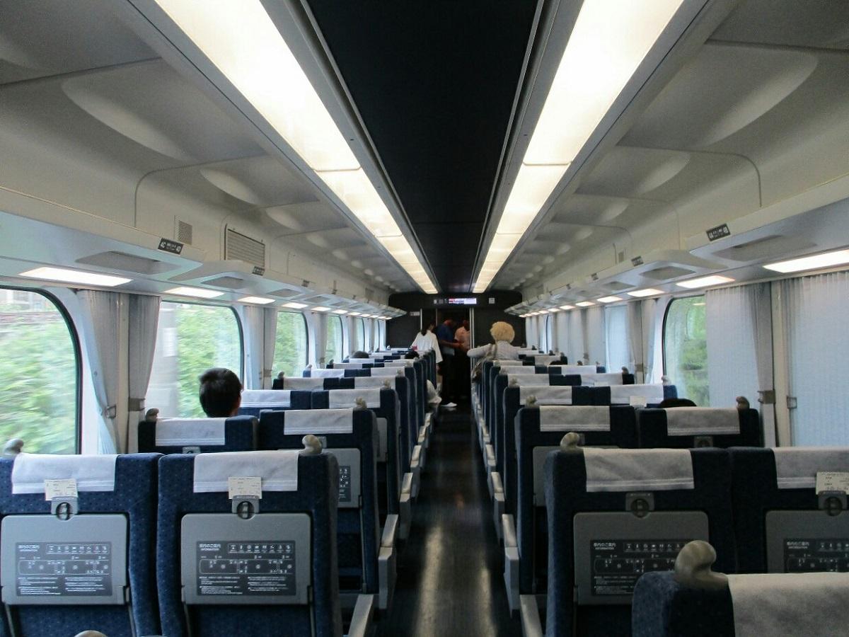 2018.8.25 (8) 岐阜いき特急 - 名古屋 1200-900