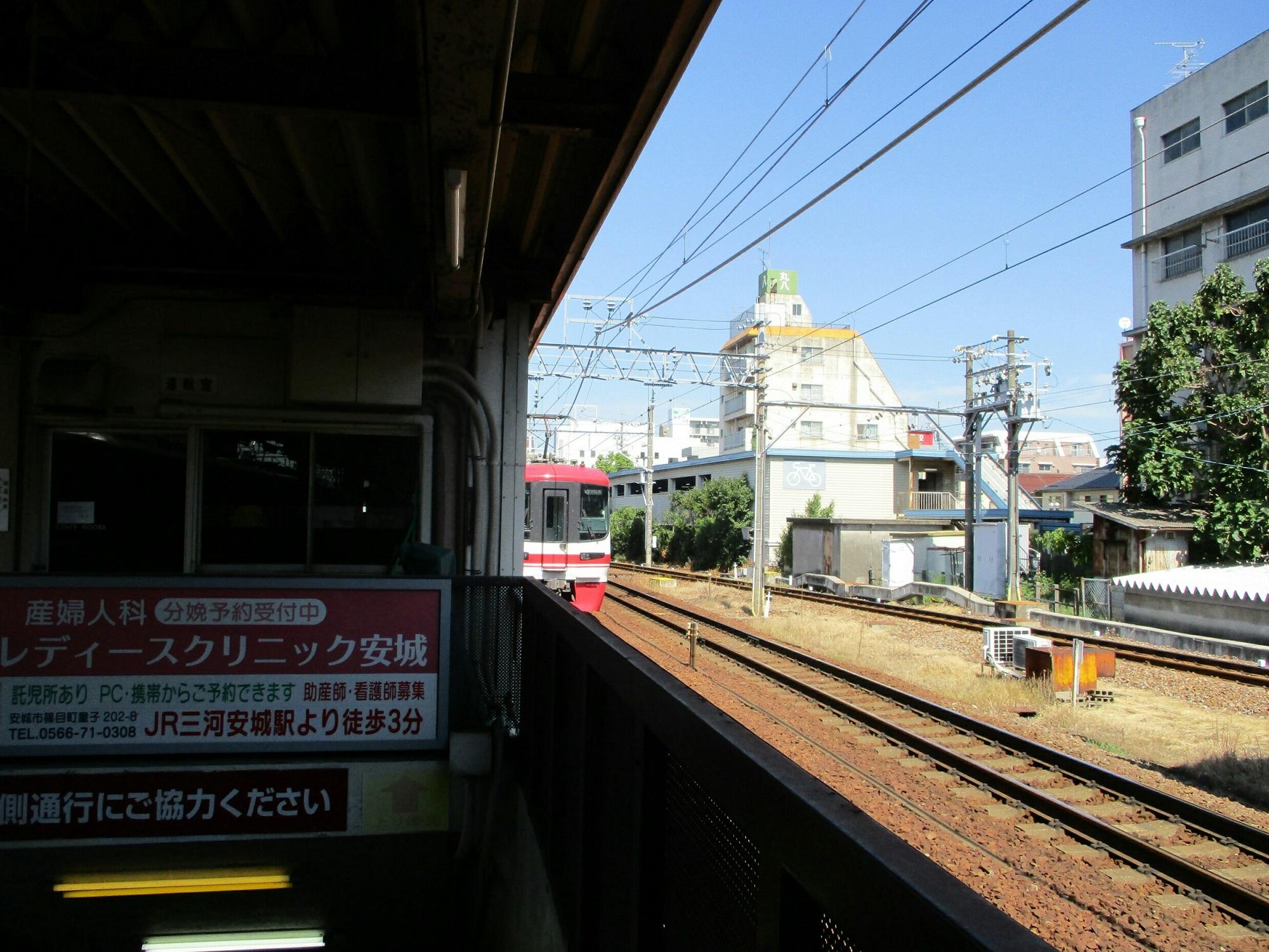 2018.8.27 (25) しんあんじょう - 岐阜いき特急 2000-1500