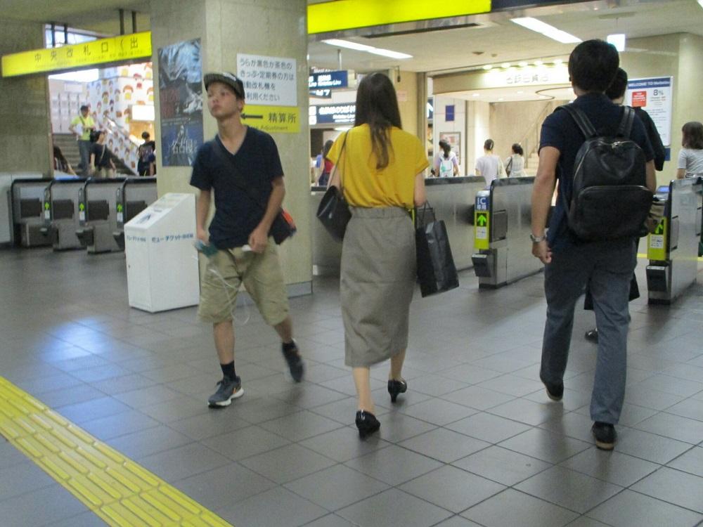 2018.8.27 (38) 名古屋 - かいさつ 1000-750