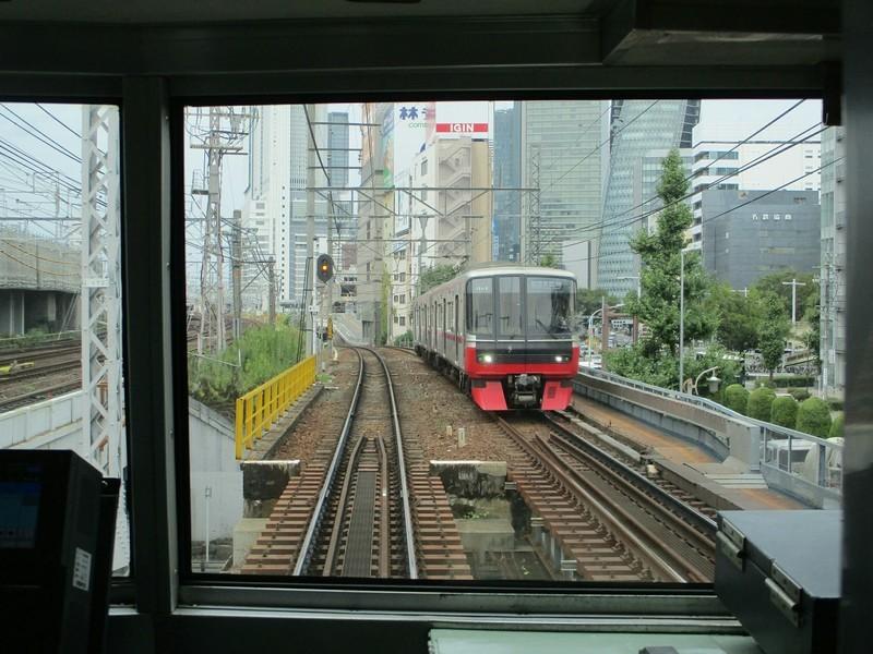 2018.8.28 (19) 新可児いき準急 - 山王-名古屋間 1800-1350