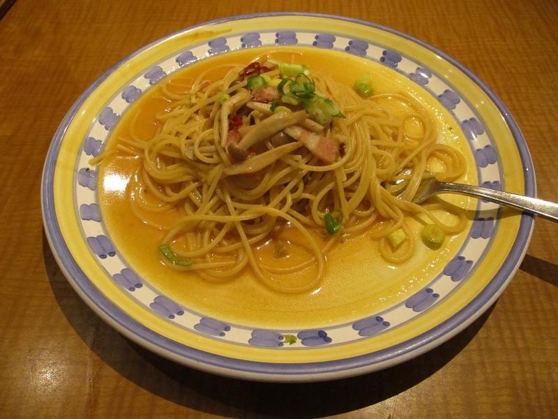 2018.8.28 (22) マイアミガーデン - しょうゆスパゲッティー 800-600