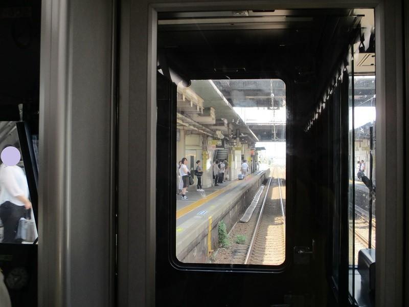 2018.8.29 (20) 大垣いき新快速 - 刈谷 800-600