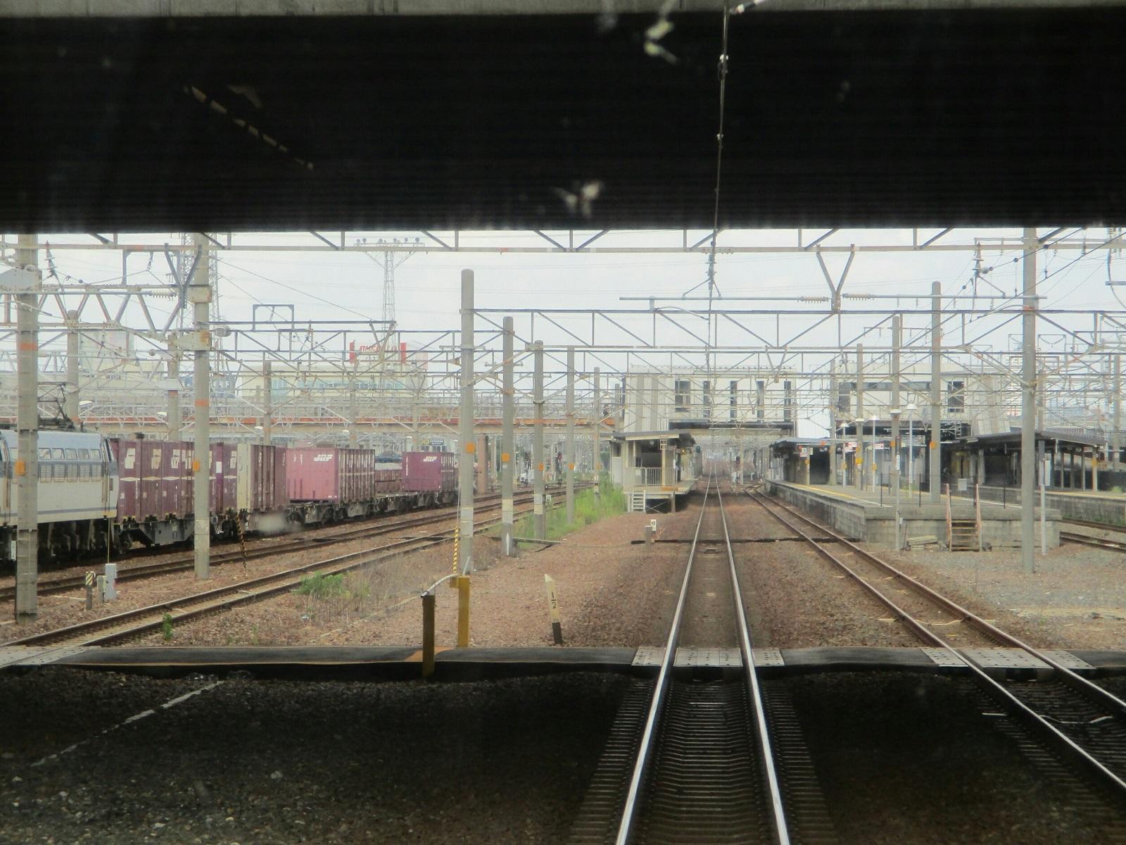 2018.8.29 (28) 大垣いき新快速 - 笠寺てまえ 1600-1200