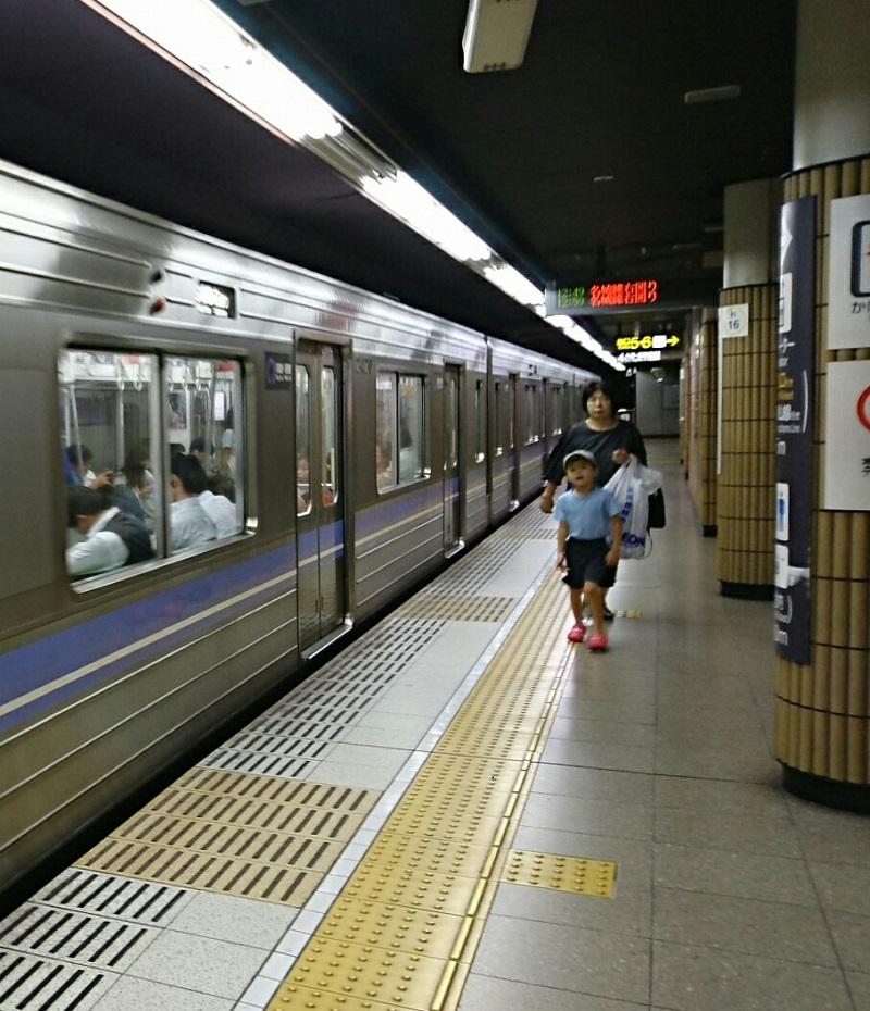 2018.8.29 (102) 本山 - 名城線みぎまわり 800-930