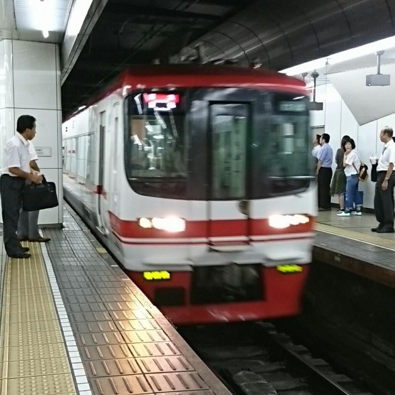 2018.8.29 (116) 名古屋 - 豊橋いき特急 800-800