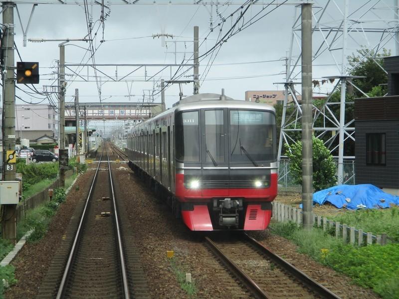 2018.9.4 (22) 岐阜いき特急 - 宇頭てまえ(東岡崎いきふつう) 1800-1350