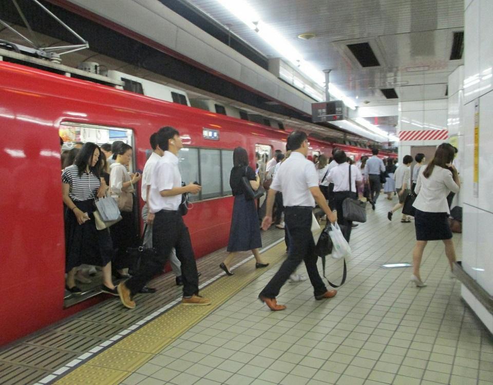 2018.9.5 (18) 名鉄名古屋 - 岐阜いき 960-750