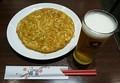2018.9.6 (23) 梅蘭 - やきそばとビール 800-550