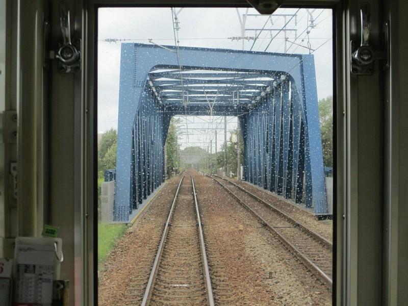 2018.9.7 (24) 上小田井いきふつう - 黒笹すぎ(東名鉄橋) 1800-1350