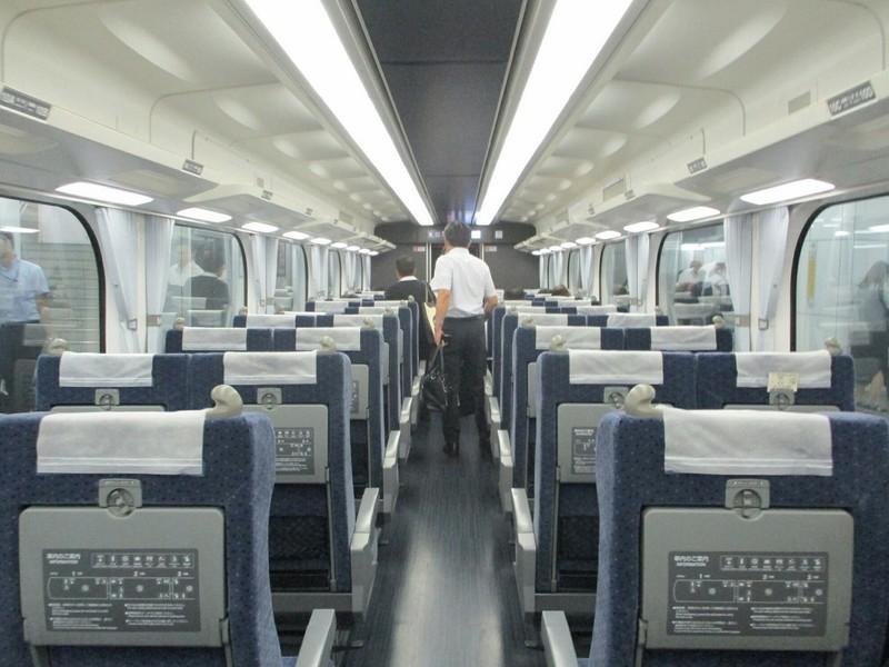 2018.9.7 (112) 豊橋いき特急 - 名古屋 1200-900