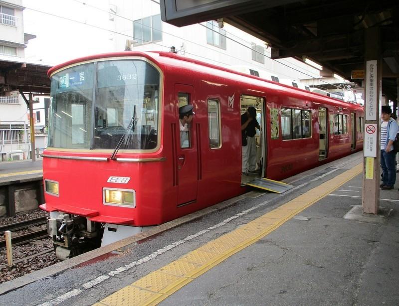 2018.9.10 (5) しんあんじょう - 一宮いき急行 1760-1350