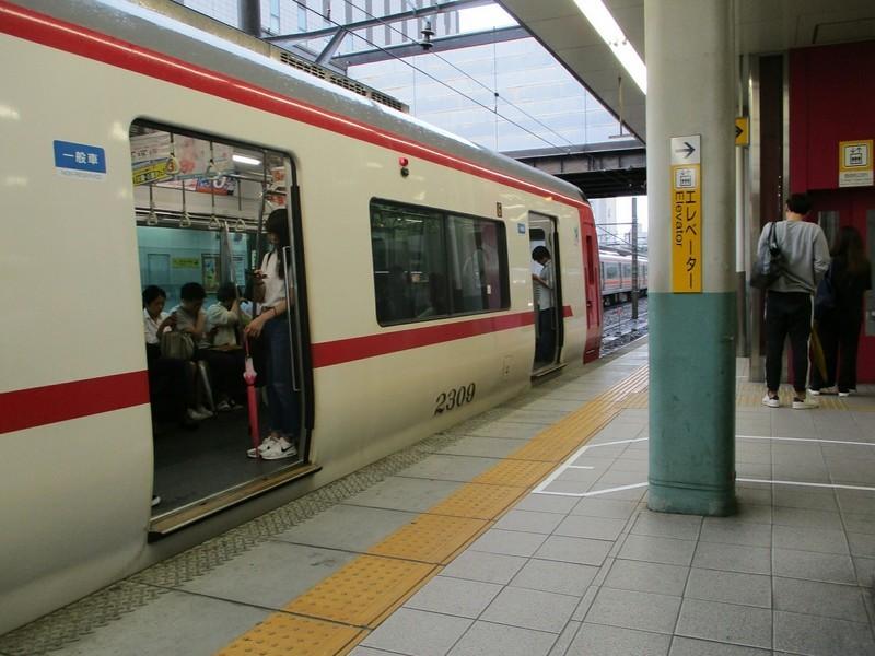 2018.9.10 (7) 金山 - 岐阜いき特急 1600-1200