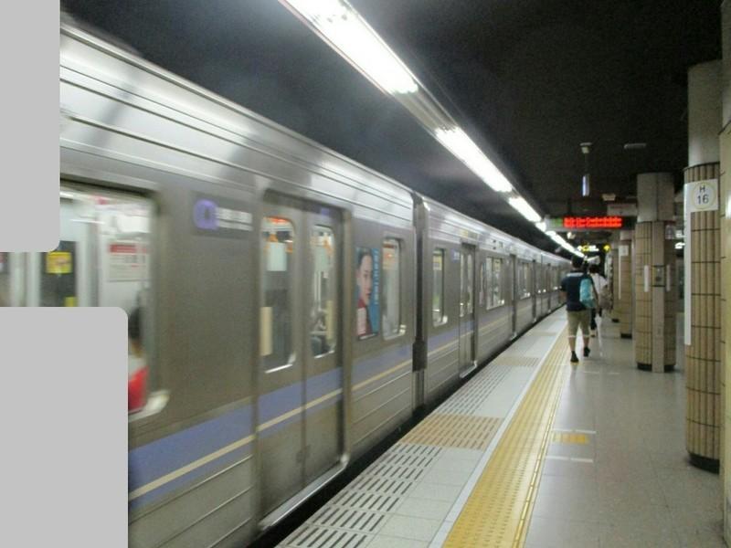 2018.9.10 (19) 本山 - 名城線ひだりまわり 1000-750