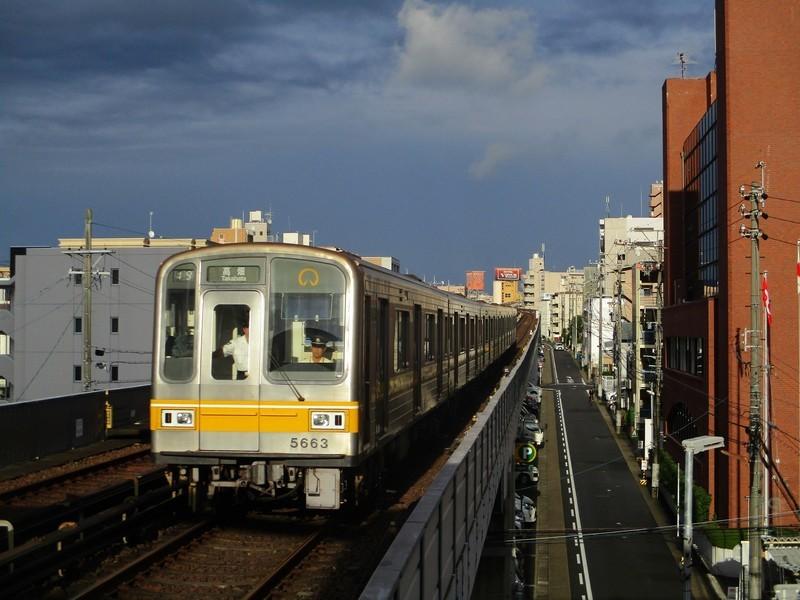 2018.9.10 (23) 本郷 - 高畑いき 2000-1500