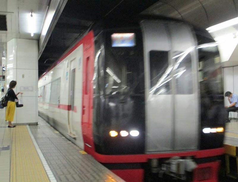 2018.9.10 (27) 名古屋 - 豊橋いき特急 980-750