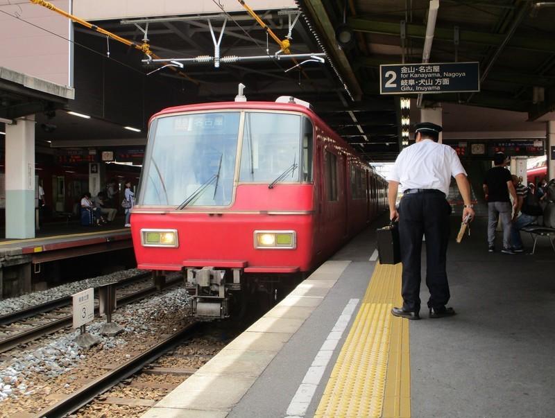 2018.9.11 (10) 神宮前 - 名古屋いき特急 1990-1500