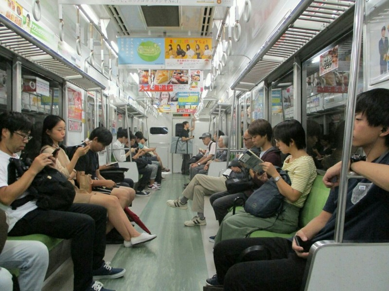 2018.9.11 (18) 名城線ひだりまわり - 西高蔵てまえ 1400-1050