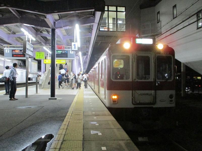 2018.9.12 (43) 弥富 - 四日市いき準急 1600-1200