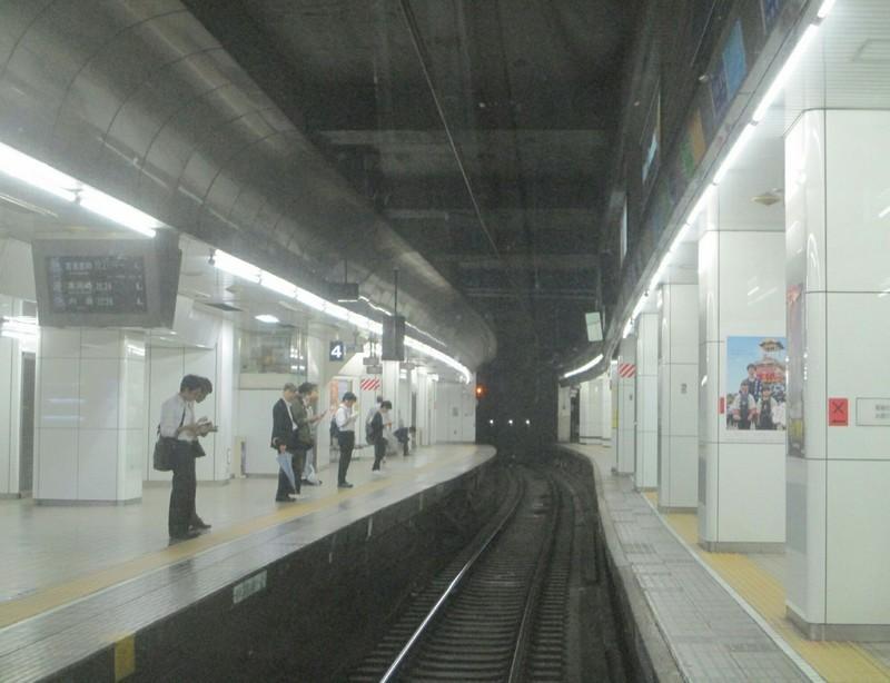 2018.9.12 (63) 吉良吉田いき準急 - 名古屋 1760-1350