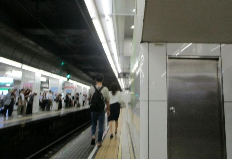 2018.9.14 (6) 名古屋 - 中央ホーム 860-590