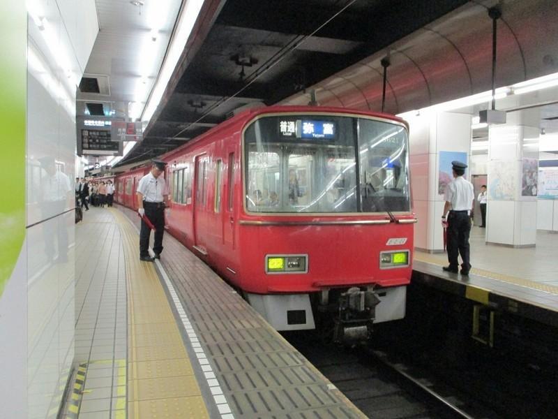 2018.9.14 (7) 名古屋 - 弥富いきふつう 1200-900