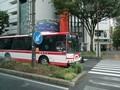 2018.9.14 (10) 尾張旭向ヶ丘いきバス - 矢場町交差点(名鉄バスセンターい