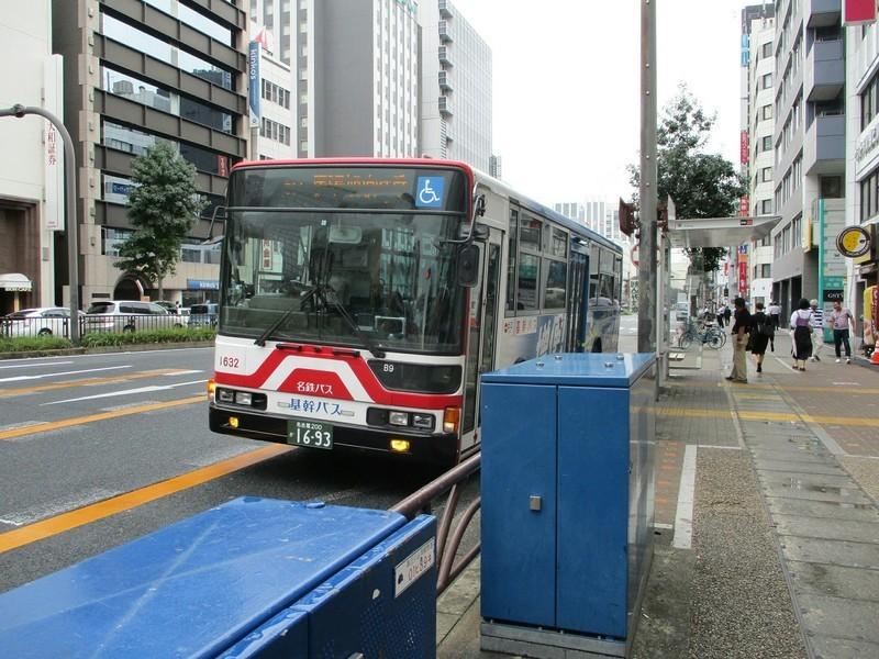 2018.9.14 (12) 栄バス停 - 尾張旭向ヶ丘いきバス 1600-1200