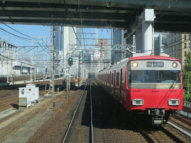 2018.9.19 (11) 岐阜いき特急 - 山王-名古屋間(東岡崎いきふつう) 2000-1500