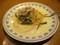 2018.9.19 (15) マイアミガーデン - 山菜とベーコンのクリームソーススパゲ