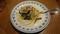 2018.9.19 (15あ) マイアミガーデン - 山菜とベーコンのクリームソーススパ