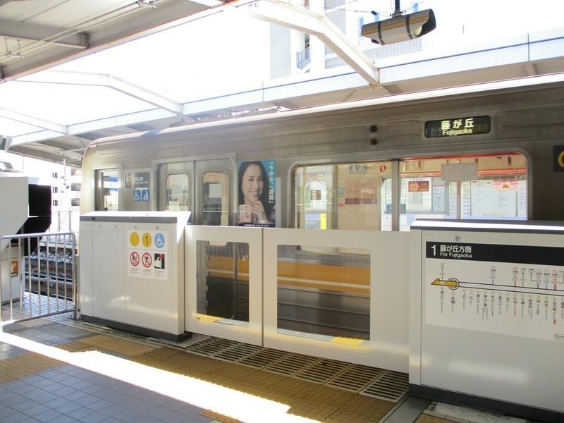 2018.9.19 (20) 本郷 - 藤が丘いき 1600-1200
