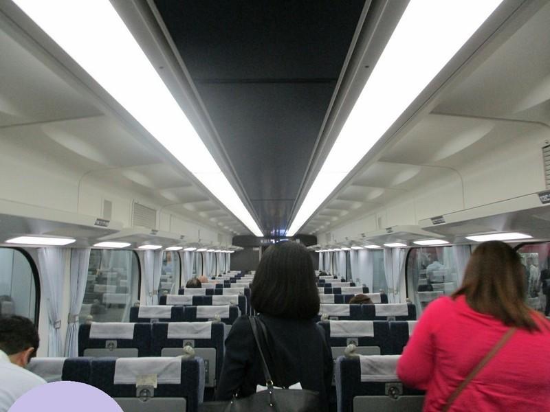 2018.9.19 (24) 豊橋いき特急 - 名古屋 1200-900
