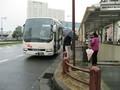 2018.9.20 (13) 豊橋信用金庫まえ - 豊鉄バス 2000-1500