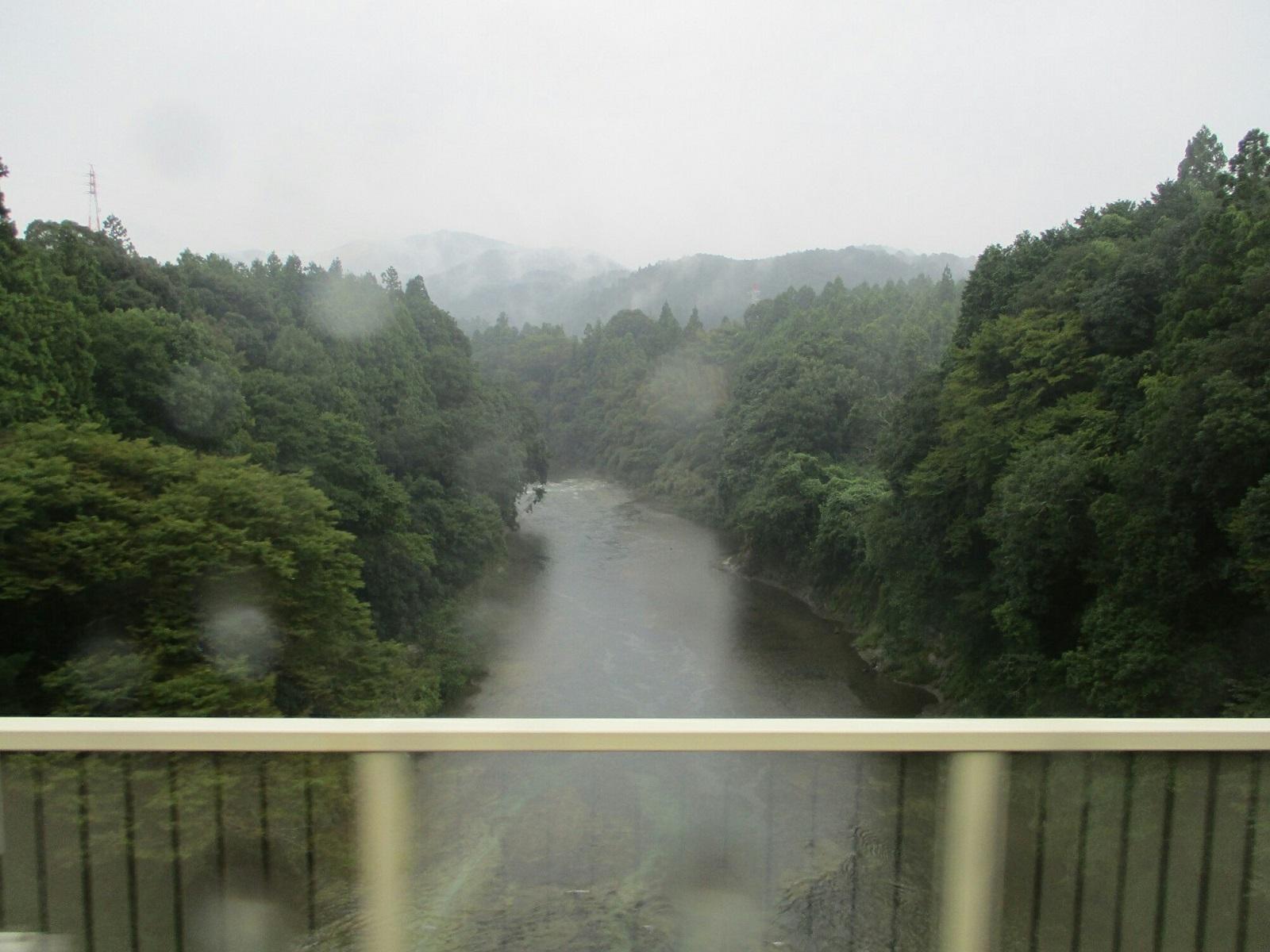 2018.9.20 (20) 豊鉄バス - 渓谷 1600-1200