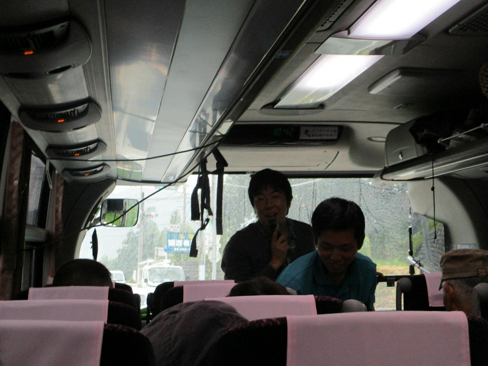 2018.9.20 (21) 豊鉄バス - こんたく長篠(石井さん) 2000-1500