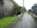 2018.9.20 (104) 田峯 - 森林鉄道あと(トンネル) 1600-1200