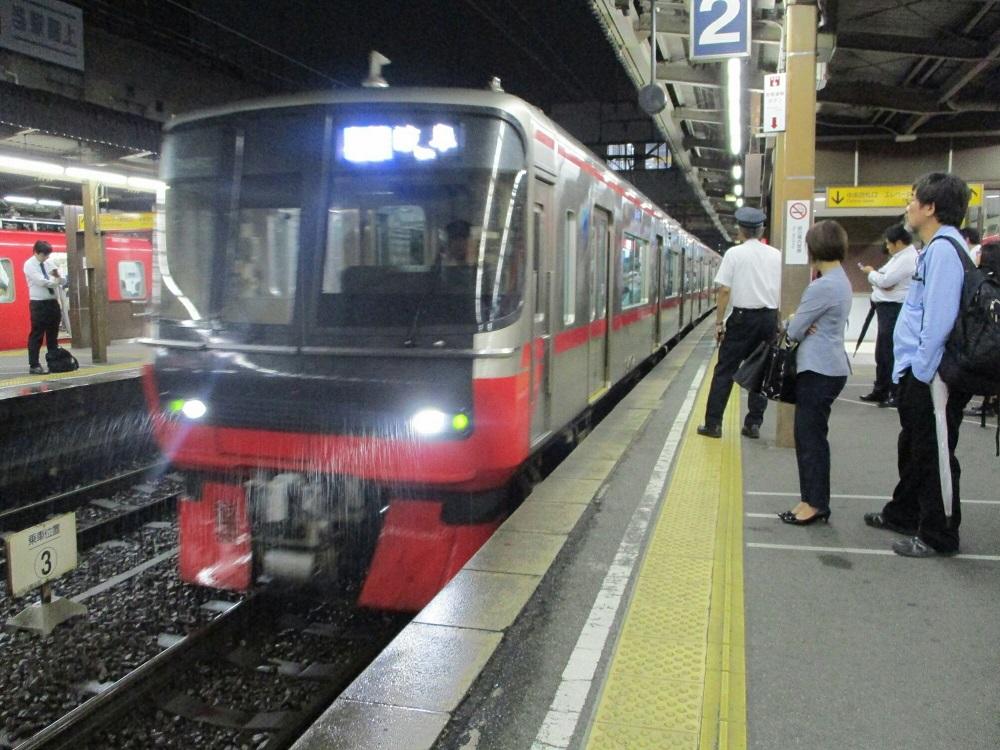 2018.9.20 (125) 東岡崎 - 岐阜いき急行 1000-750